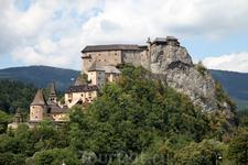 Словакия очень богата замками.