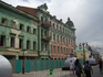 Гостиница на ул. Баумана. Конешно не жилая))