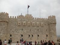 Форт Кайт-бей построен на месте Александрийского маяка