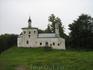Церковь св. Николая в Изборске.