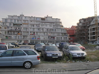 парковка около гостиниц