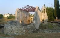 Руины дорического храма Артемиды