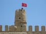 Смотровая башня соборной крепости г.Монастир...