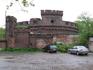 Башня оборонительного форта Дер Врангель, бывшего Кёнигсберга.