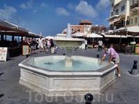 фонтан Ханья