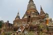 Древняя столица королевства Сиам Аюттайя