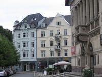 Театр Бодега располагающийся рядом с городским драмтеатром