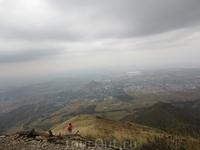 вид с вершины Бештау