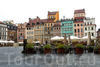 Варшавская Рыночная площадь