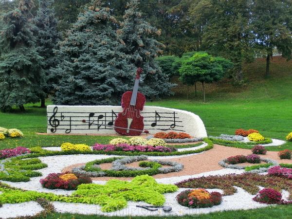 Музыкальный сад фото 32 отчёта киев