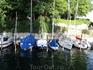 На Боденском озере.. как рассказали местные жители, стоянку для лодки сейчас приобрести сложно) если только кто-то из знакомых продаст.. место стоит в ...