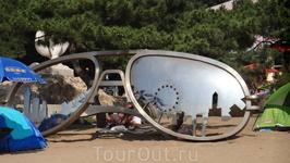 Пляж Бэдайхе