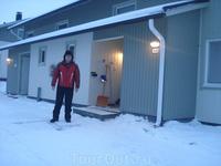 Такой маленький финский домик