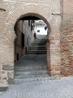 Красивая арка в арабском стиле.