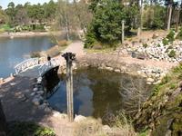 парк Сапокка весной
