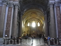 в соборе Santa Maria degli Angeli 3