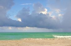 пляж Варадеро