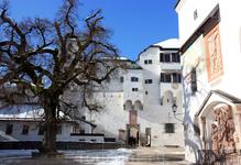 в крепости Хоэнзальцбург (Hohensalzburg)