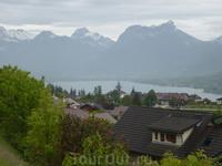 Озеро Аннеси. Аннеси́ или Анси (фр. Lac d'Annecy) — озеро во Франции, расположенное в Верхней Савойе. Второе по величине озеро во Франции, после Лак-дю-Бурже ...