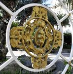 Собор Святого Франческо. Деталь ограды