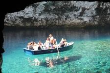 подземное озеро Мелиссани