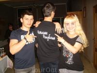 Я со своими друзьями из Грозного