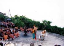 Танец Кечак на мотив из индийского эпоса Рамаяна