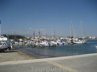 Старый порт Пафос