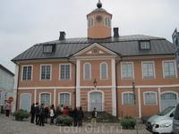 Старая ратуша - ныне музей