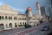 Бывший дворец султана Абдула Самада