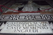 Мраморный пол собора выполнен Маттео ди Джованни..