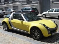 Брюссель.  Правда, суперская  машинка?