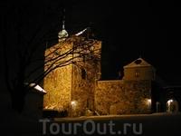 Крепость Бергенхус
