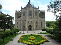 Кутна Гора собор святой Варвары