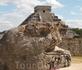 Чичен Ица - город майя. храм Кукулькана.