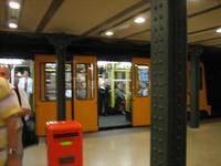 самое старое метро в Европе