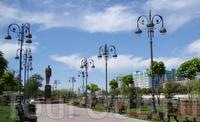 Сквер имени Гейдара Алиева