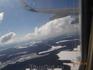 Полет над Москвой.