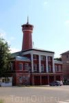 Пожарная каланча - памятник архитектуры 1-й половины XIX века.
