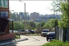 вид на город с ул. Гагарина