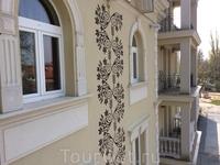 Вид с балкона в отеле