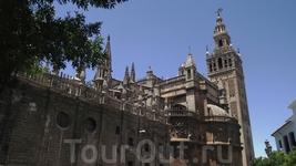 Sevilla - Catedral - Giralda