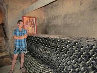 на фабрике вина