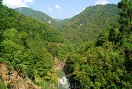 Гранитный каньон реки Белая
