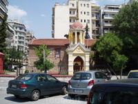 Церковь в Салониках