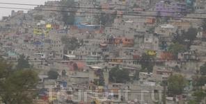 мексиканские трущобы