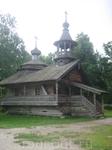 """музей деревянного зодчества """"Витославлицы"""""""