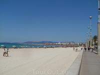 пляж  Кан Пастилья 4