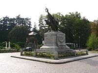 Памятник борцам за что-то :)