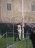 Торжественный подъём флага фестиваля